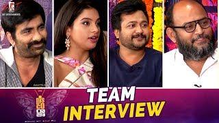 Disco Raja Movie Team Interview | Ravi Teja | Bobby Simha | Tanya Hope | VI Anand | Thaman S