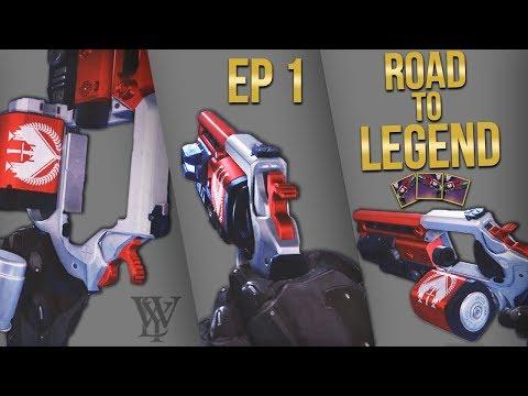 ROAD TO LEGEND (Not Forgotten) Ep. 1 | Destiny 2 PvP