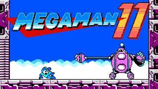 mega man 11 block man 8 bit - TH-Clip