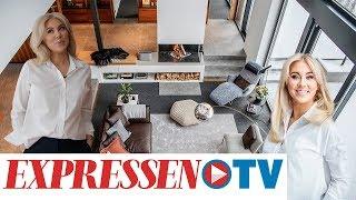 Följ Med Hem Till Isabella Löwengrips 30-miljoners Lyxvilla