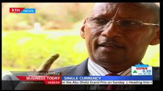 Business Today: Single Currency with Rwanda's Central bank Governor 23/11/2016