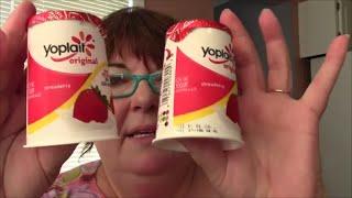 Darlenes Concoctions - Easy Frozen Strawberry Yogurt Pie Recipe