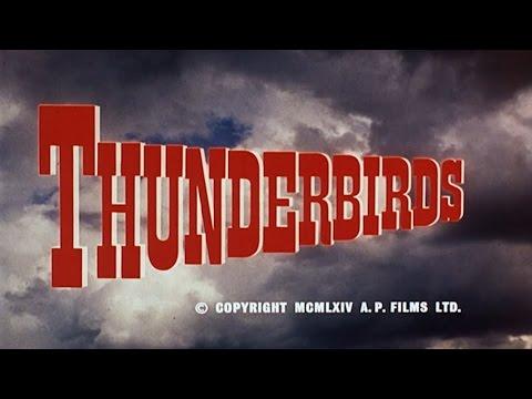 Video trailer för Classic Thunderbirds Opening Credits - Thunderbirds