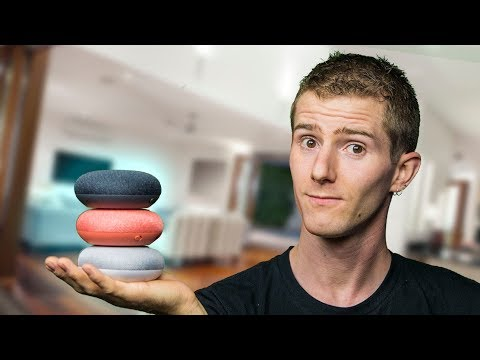 Google Home Mini Review - I might finally buy a Smart Speaker...