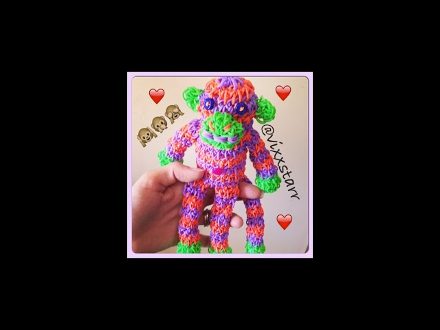 Mini-spunky-sock-monkey-loomigurumi