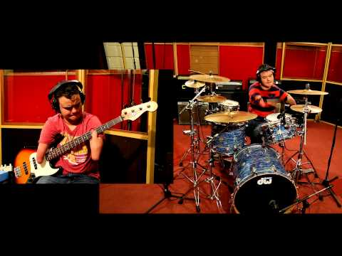 Audioslave - Your time has come drums and bass guitar cover