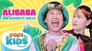 Alibaba - Don Nguyễn ft Sơn Ca | Nhạc Thiếu Nhi Sôi Động