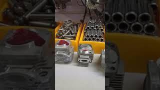 Гильза 40 на бензиновую косу от компании Турлин888 - видео