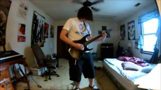 311   Electricity Guitar Cover