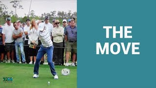 (The Move) How to start your downswing
