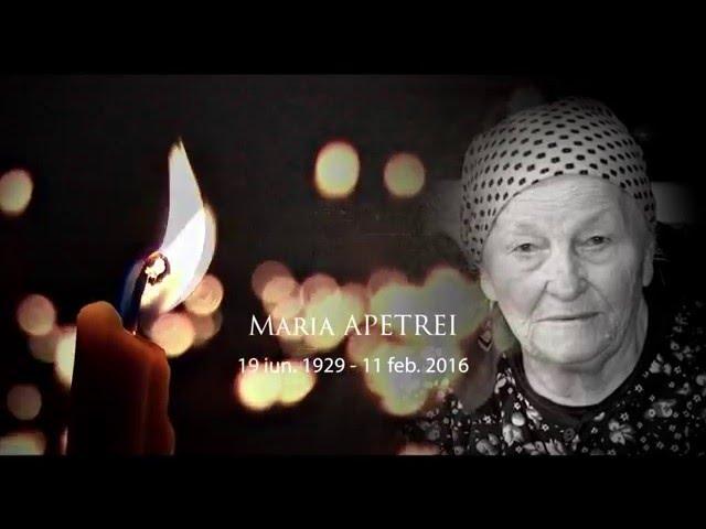 Adunare de priveghere sora Maria Apetrei (Petrescu) – Corocăiești (SV), 12.02.2016