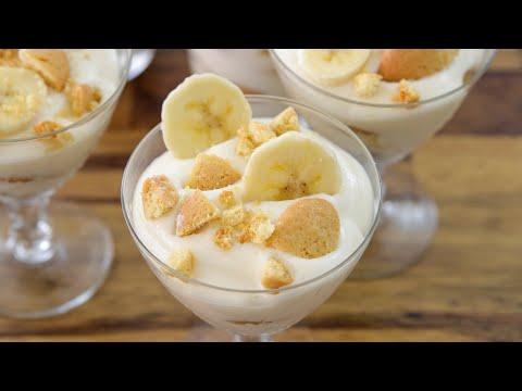 צפו: מתכון לפודינג בננה
