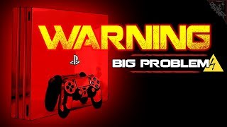 WARNING | PS4 Consoles Being BRICKED By Message Brick Attack | PSN Has A Huge Problem