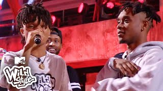 Gambar cover Wild 'N Out | Rae Sremmurd & Nick Cannon in a Mariah Carey Battle | #Wildstyle