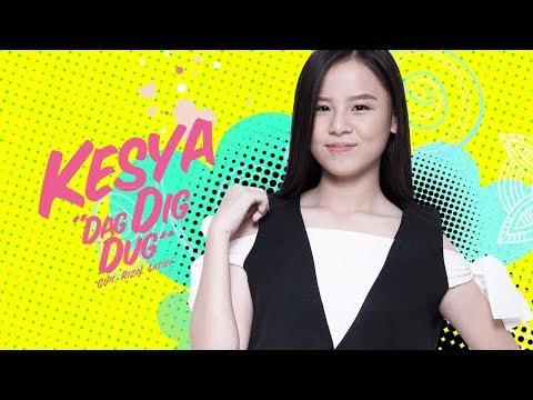 Kesya Rilis Lagu Terbaru Berjudul Dag Dig Dug Ciptaan Rizal Latief