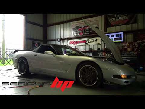 1998 Chevrolet Corvette Procharged D1SC