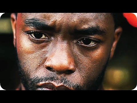 MESSAGE FROM THE KING Trailer (2016) Chadwick Boseman,  Teresa Palmer Movie
