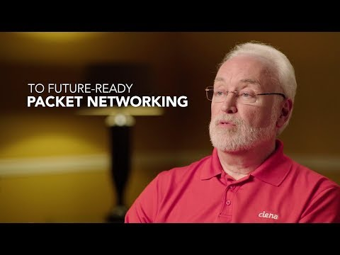 Ciena CTO Steve Alexander Talks Packets