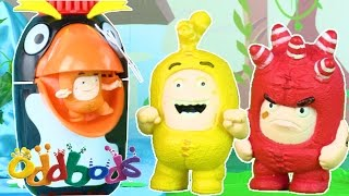 TOY PLAY - Oddbods Search For Mother's Day Flowers | Oddbods Toy Play | Toy Store - Toys For Kids!
