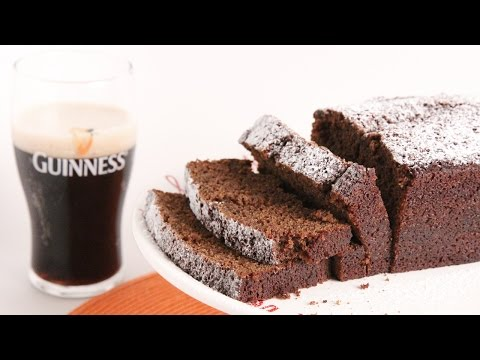 Guinness Gingerbread Loaf Recipe – Laura Vitale – Laura in the Kitchen Episode 996