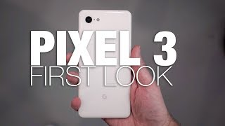 Google Pixel 3 and Google Pixel 3 XL First Look!