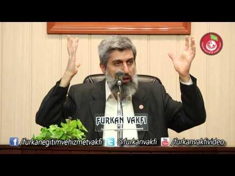 Alparslan Kuytul Hocaefendi Mevdudi Hakkında Atılan İftiralara Cevap Veriyor!