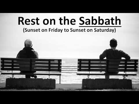 "Beware of the ""Lunar Sabbath"""