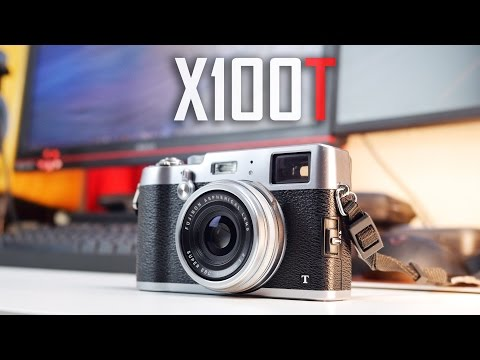 Fujifilm X100T Camera Review | Awesome Travel DSLR Replacement!