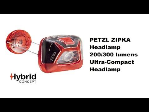 Headlamp Petzl - ZIPKA