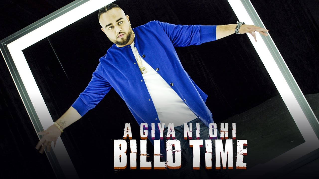 Aa Giya Ni Ohi Billo Time Lyrics - Deep Jandu | Sukh Sanghera