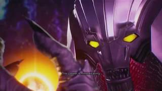 Marvel Vs Capcom Infinite - Dante Vs Jedah Full Fight