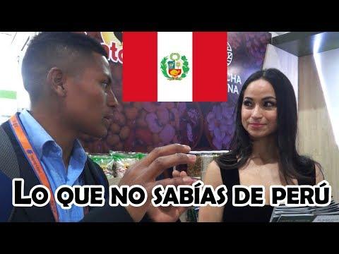 Lo que me sorprendió de Perú y que quizás no sabías | Expoalimentaria 2018 | Venezolano en Perú