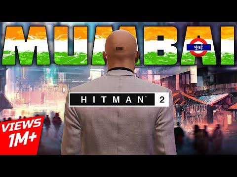 Hitman in Mumbai | Hitman 2 Gameplay in hindi | Walkthrough part 4 | हिंदी में