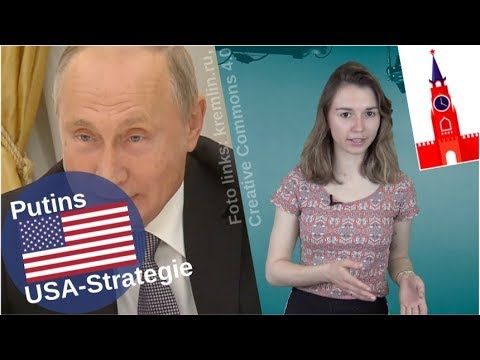 Putins USA-Strategie [Video]