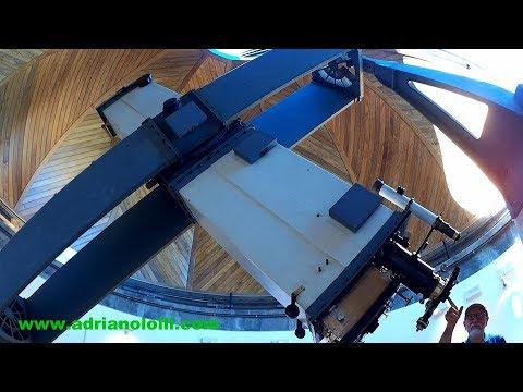 Costruzione traslatore ottico per la Specola Vaticana, astrografo Carte du ciel