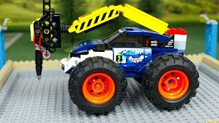 Lego Experemental Cars  Racing cars for Kids