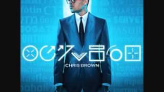 Chris Brown - Party Hard / Cadillac (Interlude) Ft. Sevyn  (FORTUNE)- LYRICS