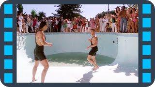 Бой с бразильцем в бассейне — «Самоволка» (1990) Сцена 5/7 QFHD