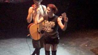 "Cover of Dresden Dolls song ""Truce"" By Gillian Frederick"