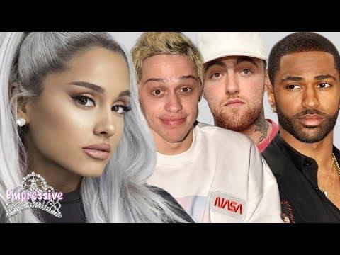 Ariana Grande calls out her Ex-Boyfriends in new song! (Pete, Big Sean, Mac Miller)