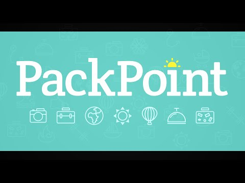 PackPoint Builds Packing Lists Based On Weather And Your Plans