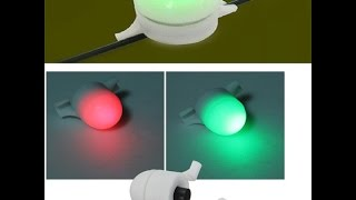 Световой сигнализатор поклевки на фидер