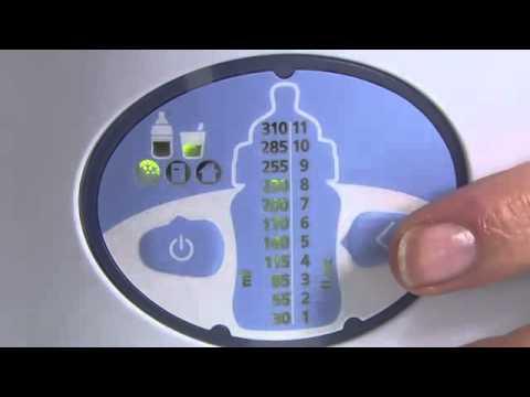 Philips avent calienta biberones iq instruccionnes en Eurekakids