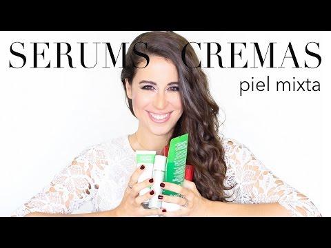 Sérums y cremas favoritos pieles mixtas by Secrets and Colors, Miriam Llantada