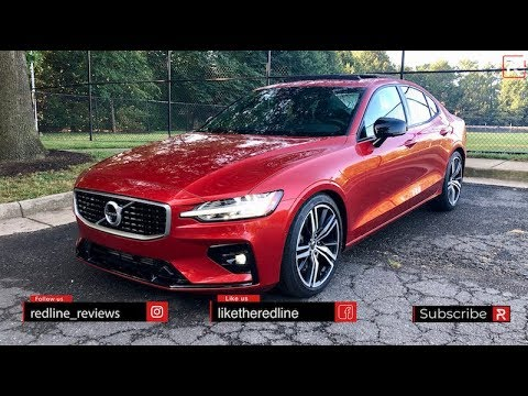 The 2019 Volvo S60 Will Entice You Away from German Cars for 3 Reasons...