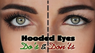 Hooded Droopy Eyes Do
