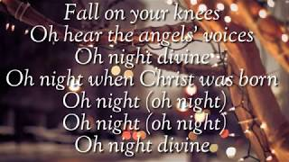 Oh Holy Night by Aaron Neville (Christmas Song) - Lyrics