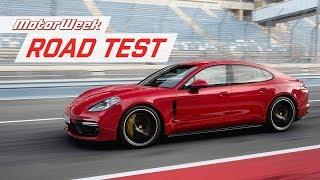 2019 Porsche Panamera GTS | Road Test