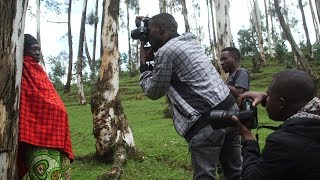 How young Rwandan genocide survivors are documenting 25 years of healing
