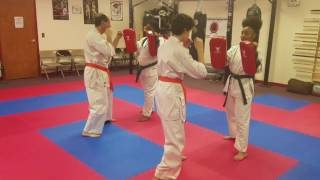 Pad work Jan 2017